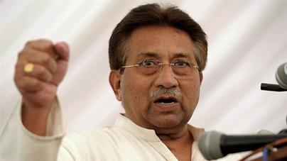 Pakistán condena a pena de muerte a su ex presidente, Pervez Musharraf