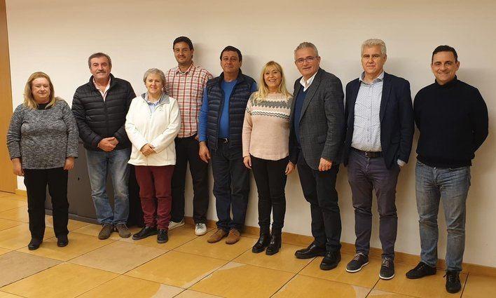 Joana Maria Coll, nueva presidenta de El PI en Selva