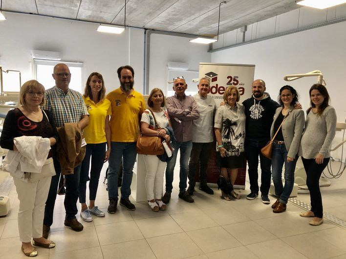 Adema llevará a las escoletas de la PIMEM el programa de 'Sonrisas Valientes'