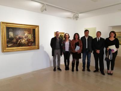 La Fundació Sa Nostra cede al Museu de Mallorca ocho pinturas catalogadas como BIC