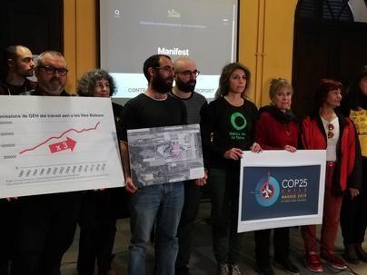 Una nueva plataforma rechaza que se amplíe el aeropuerto de Palma