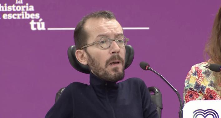 """Podemos """"duda"""" sobre si las cloacas del Estado siguen actuando"""