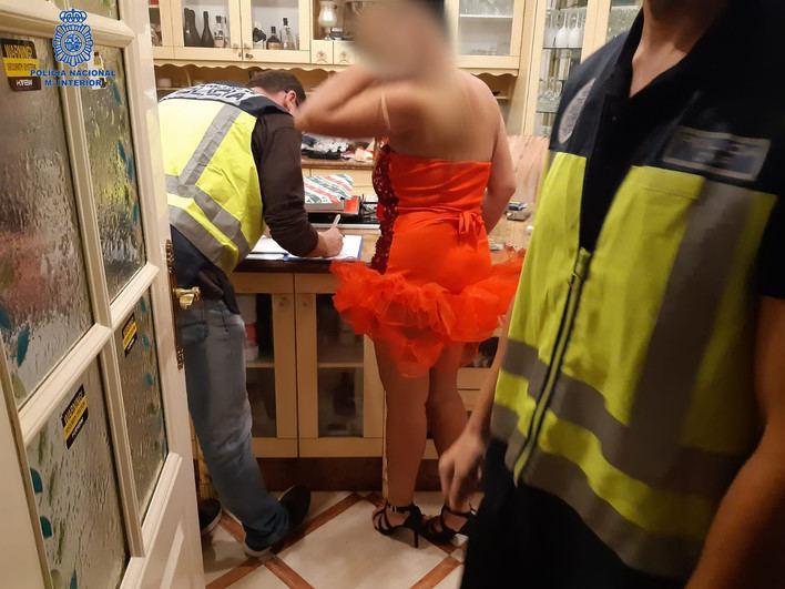 Explotación sexual en Palma: obligadas a prostituirse 24 horas durante 21 días seguidos