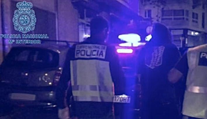 Detenido por intento de homicidio un conductor tras embestir con su coche a uno policial en Son Banya