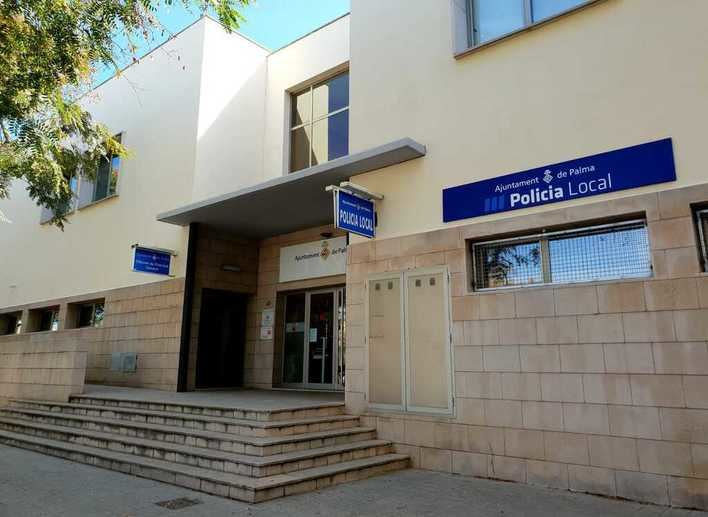La oficina de la Policía Local de Son Gotleu incorpora nuevas medidas de seguridad