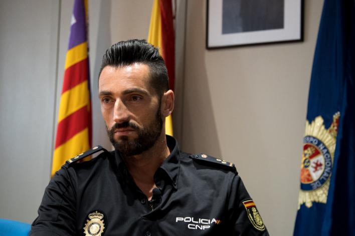 'Los grandes problemas de seguridad en Palma son los hurtos y los okupas'