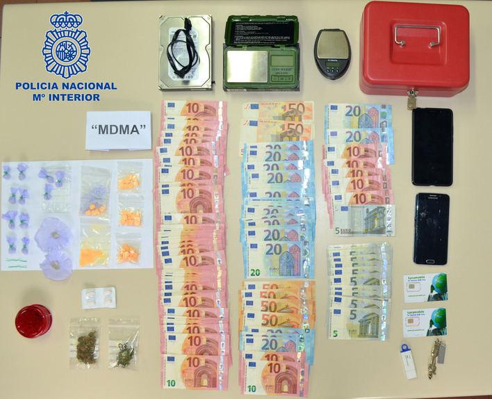 Detenidos en Menorca por vender droga a un joven que falleció horas más tarde