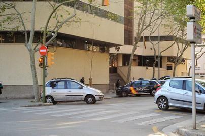 La Policía constata un descenso de un 80 por ciento en las denuncias en Baleares