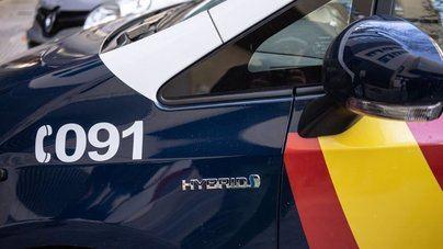 Detenido en Ibiza por robo en varios vehículos y estafa