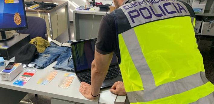 Detenidos por estafar más de 50.000 euros en Palma y León