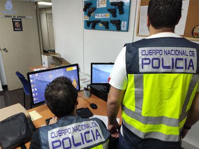 Detenido en Palma tras varios atracos con cuchillo