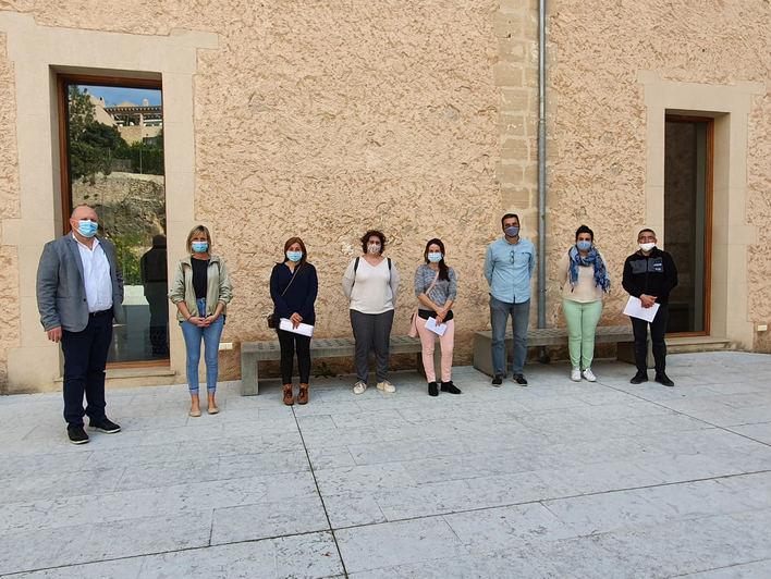 El Ayuntamiento de Pollença firma un convenio con las escuelas públicas del municipio