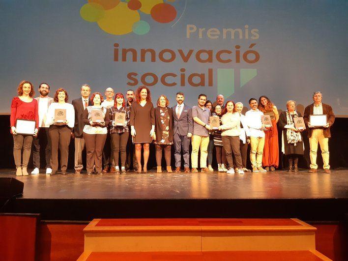 Aproscom y el CEIP Sant Miquel, destinatarios del premio de Innovación Social del Consell
