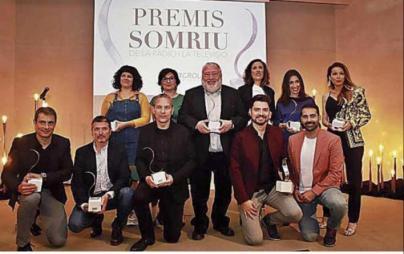 Premis Somriu, la noche de gala del periodismo
