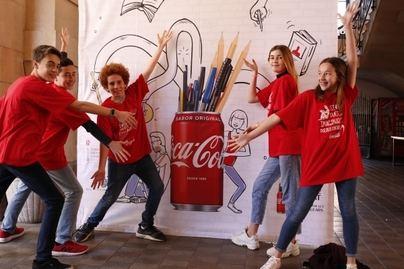 Más de 200 jóvenes toman parte en el 'Premi Coca-Cola de Relat Breu de les Illes Baleares'