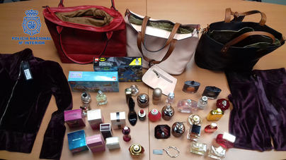 Cuatro detenidas en Palma por robar miles de euros en perfumería