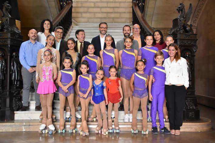 El Ciudad de Palma de Patinaje Artístico congregará a cerca de 340 deportistas