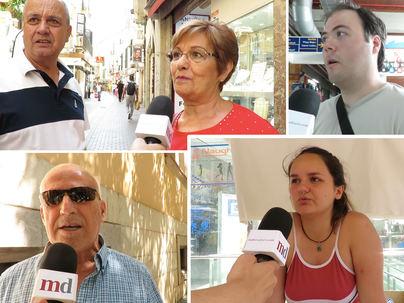 La calle, molesta con los atascos y falta de aparcamiento en Palma