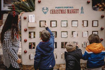 La Christmas Market de Puerto Portals finaliza con más de 36.000 visitas