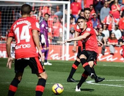 El Mallorca busca su primera victoria en 30 años en Las Palmas