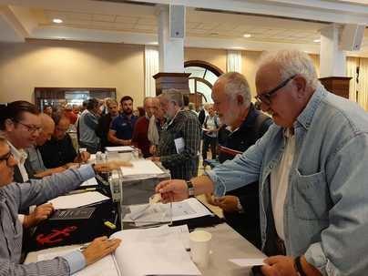 Máxima expectación en las votaciones para la presidencia del Real Club Náutico de Palma