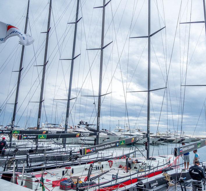 Suspendida la tercera jornada del Rolex TP52 World Championship Puerto Portals por la gota fría