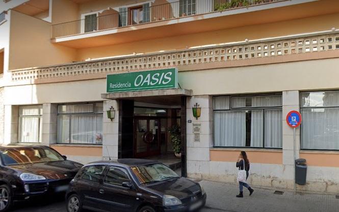 Salut levanta la intervención sobre la residencia Oasis de Palma
