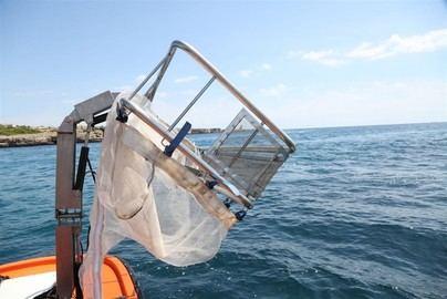 El servicio de limpieza del litoral de Baleares recoge 14.000 kilos de residuos en junio