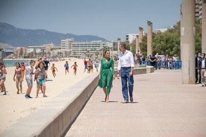 Vacaciones en Marivent: 2 de agosto, posible llegada de los Reyes a Mallorca
