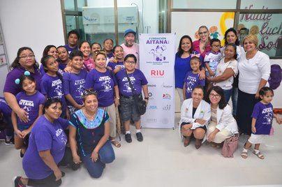RIU seguirá costeando los medicamentos del área de Quimioterapia del Hospital General de Cancún