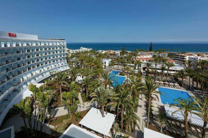 El primer hotel de Riu fuera de Baleares reabre tras inversión de 22 millones