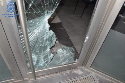 Detienen a un joven de 19 años por numerosos robos con fuerza en establecimientos de Palma
