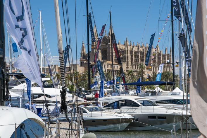 El próximo Palma International Boat Show se celebrará entre el 30 de abril y el 4 de mayo de 2021