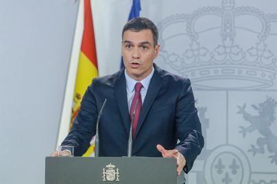 El Gobierno anuncia cuatro bloques de medidas