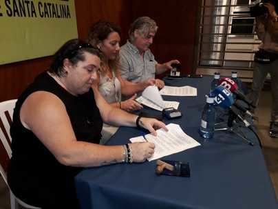 Histórico acuerdo entre vecinos y restauradores de Santa Catalina para potenciar la convivencia