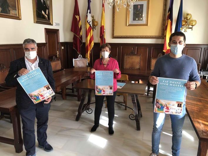 Santanyí pone en marcha una nueva campaña de recogida de juguetes