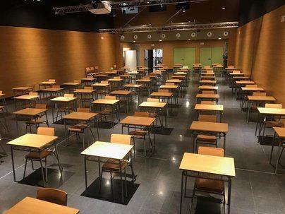 Más de 5.500 alumnos de Baleares se examinan de la PBAU
