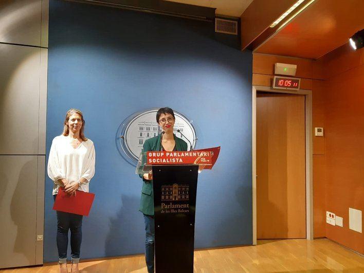 El PSIB apela a la 'responsabilidad' del PP en la votación del decreto de las ayudas de Thomas Cook