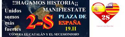 Nueve entidades se unen en la primera manifestación contra el Govern del Pacte
