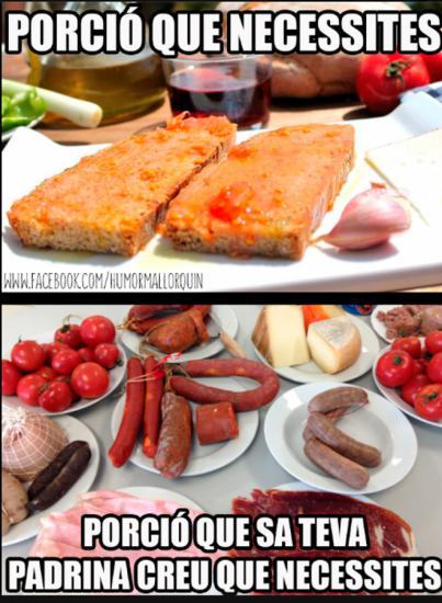 La dieta de la abuela