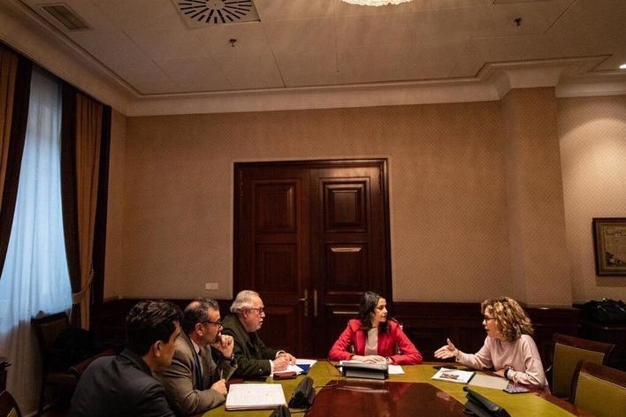 SCB y PLIS presentan en Madrid su informe sobre adoctrinamiento escolar en Baleares