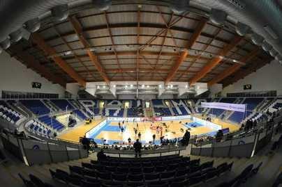 El Palau d'Esports de Son Moix acogerá en febrero la Copa del Rey de voleibol