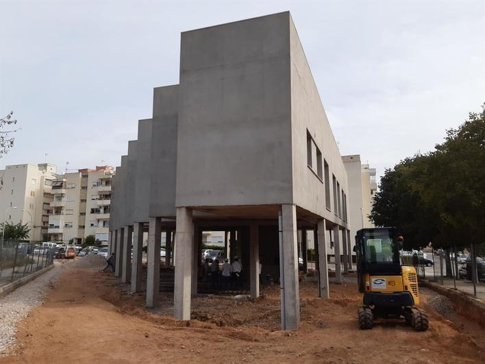 Iniciadas las obras del centro de Servicios Sociales de Son Xigala