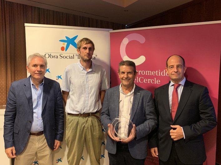 La Sonrisa Médica se alza con la tercera edición de los premios del Cercle d'Economia
