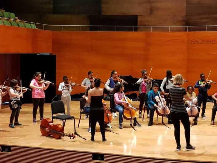 El proyecto 'Sons de Barri' en Son Gotleu finaliza con 3 conciertos abiertos al público