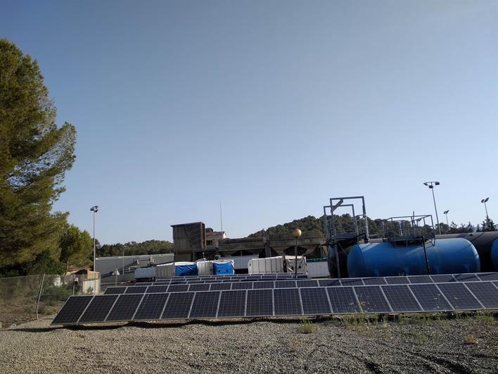 Toda la energía empleada en el Parque de Tecnologías Ambientales será renovable