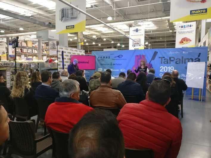 30 tapas y 7 cócteles lucharán por el oro en TaPalma 2019