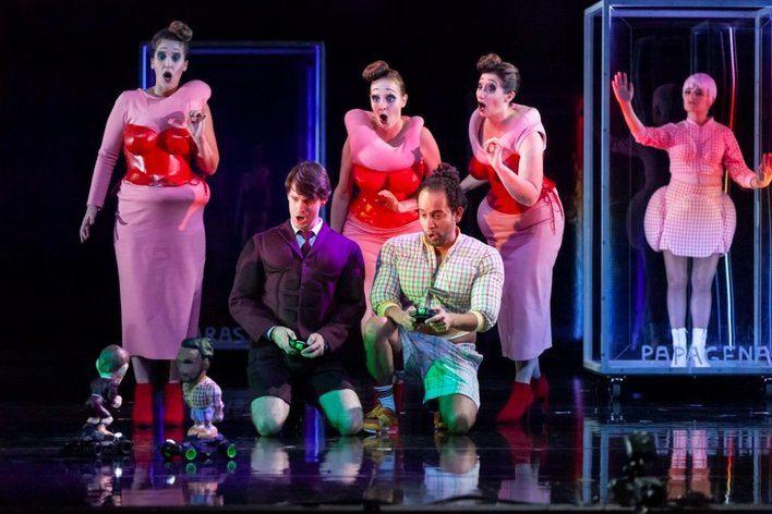 El Teatre Principal acoge este verano grandes figuras como Ainhoa Arteta y Juan Perro