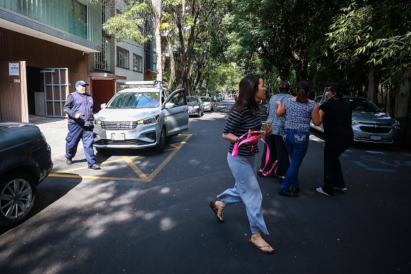 Un terremoto de magnitud 7,4 sacude el sur y centro de México