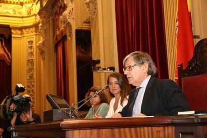 Thomàs propondrá al Pleno investir a Armengol la próxima semana
